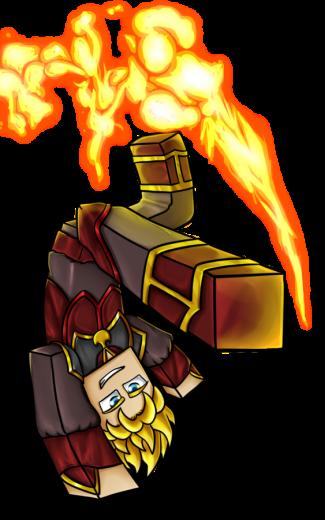 minecraft_avatar___fire_bender_solace_by_goldsolace d7lvz4t 1